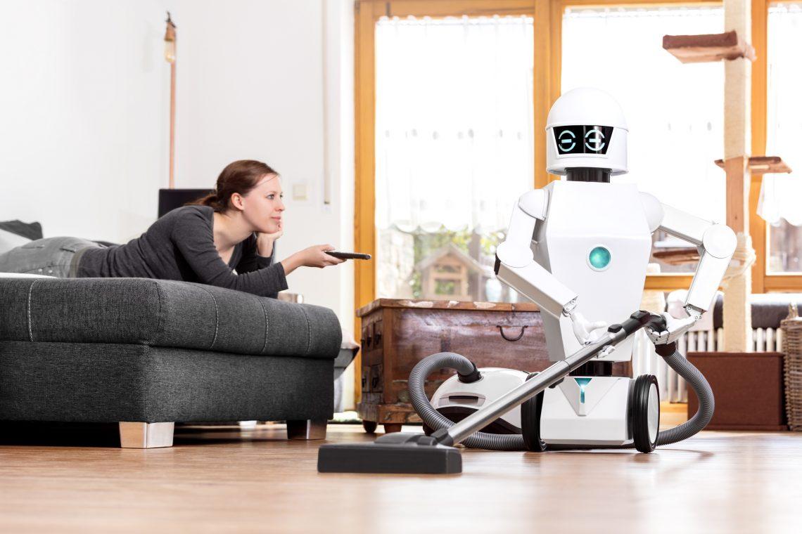 aparatos y robots para limpiar en casa