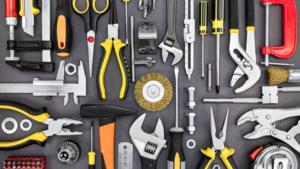 Herramientas para arreglos en casa
